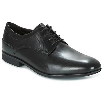 Chaussures Homme Derbies Rockport SC PLAIN TOE Noir