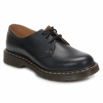 Chaussures Derbies Dr Martens 1461 SMOOTH Noir