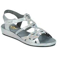 Chaussures Air max tnFemme Sandales et Nu-pieds Arcus SALON Argenté