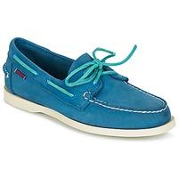 Chaussures Homme Chaussures bateau Sebago DOCKSIDES Bleu