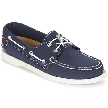 Chaussures Femme Chaussures bateau Sebago DOCKSIDES ARIAPRENE Marine