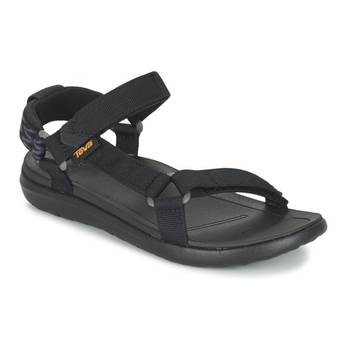 Chaussures Femme Sandales et Nu-pieds Teva SANBORN UNIVERSAL Noir