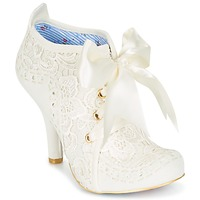 Chaussures Femme Low boots Irregular Choice ABIGAIL'S THIRD PARTY Crème