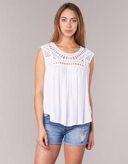 Vêtements Femme Débardeurs / T-shirts sans manche Rip Curl AMOROSA TOP Blanc