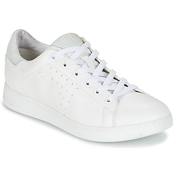 Chaussures Femme Baskets basses Geox JAYSEN A Blanc
