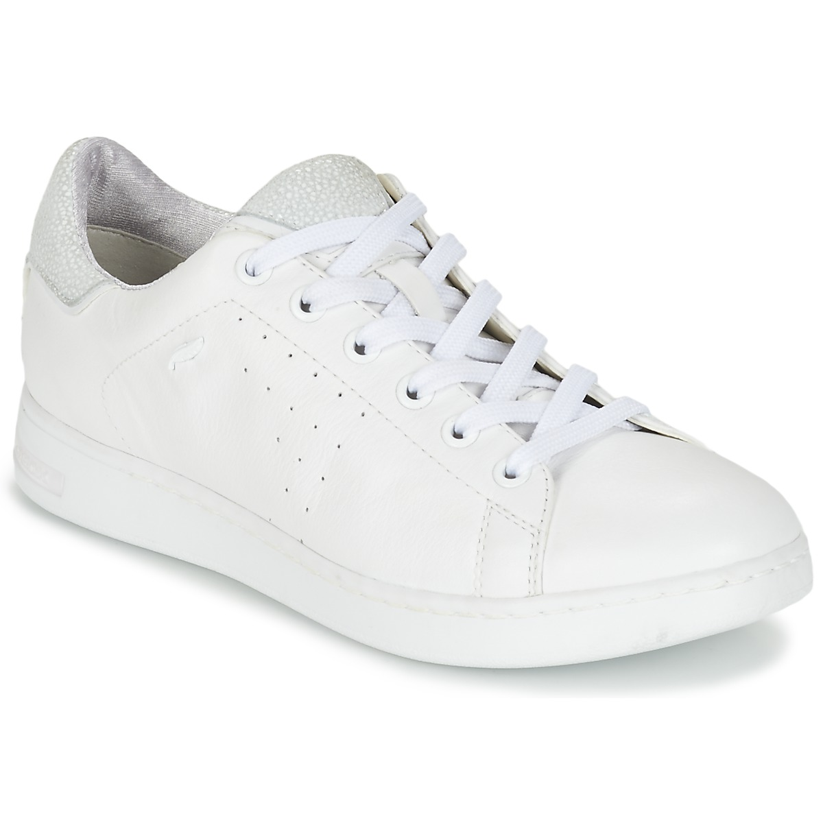 geox jaysen a blanc chaussure pas cher avec. Black Bedroom Furniture Sets. Home Design Ideas