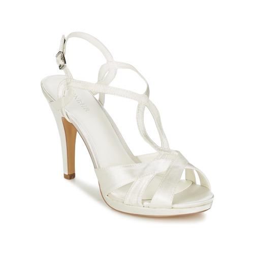 Chaussures Femme Sandales et Nu-pieds Menbur AMPARO Creme