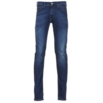 Vêtements Homme Jeans skinny Replay JONDRILL Bleu medium