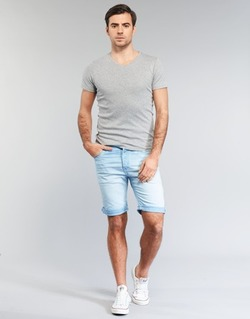 Vêtements Homme Shorts / Bermudas Replay RBJ901 Bleu turquoise