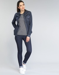 Vêtements Femme Jeans skinny Replay TOUCH Bleu brut