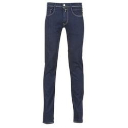 Vêtements Homme Jeans slim Replay WOUAPO Bleu brut