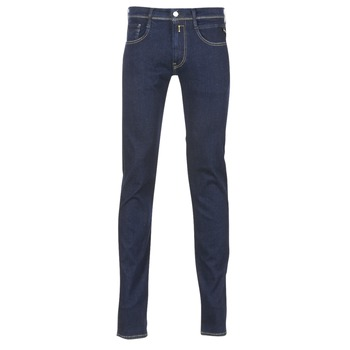 Vêtements Homme Jeans slim Replay WOUAPO Bleu brut