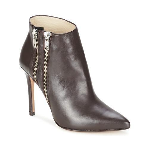 Chaussures Femme Bottines Betty London LUNGSOD Acajou