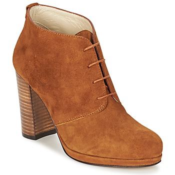 Chaussures Femme Bottines Betty London PANAY Camel