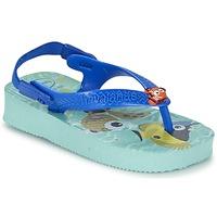 Chaussures Enfant Tongs Havaianas BABY DISNEY CUTIES Bleu glacier