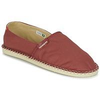 Chaussures Espadrilles Havaianas ORIGINE III Rouge