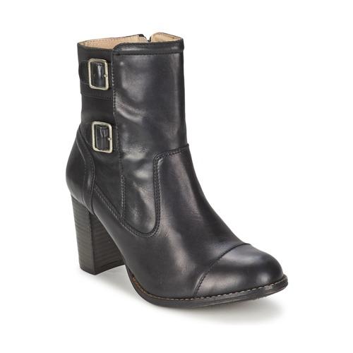Chaussures Femme Bottines Kickers MEDIX Noir