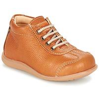 Chaussures Enfant Boots Kavat ALMUNGE Marron