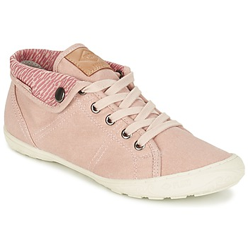 Chaussures Femme Baskets montantes PLDM by Palladium GAETANE Rose