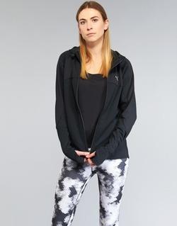 Vêtements Femme Sweats Puma TRANSITION JKT Noir