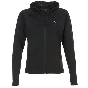 Vêtements Femme Sweats Puma TRANSITION JKT Noir