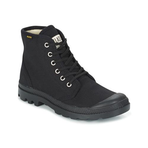 Palladium Palladium Palladium PAMPA HI ORIG U Noir - Chaussure pas cher avec Shoes.fr  ! - Chaussures Boot  78,95 € | être Dans L'utilisation  bd1111