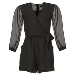 Vêtements Femme Combinaisons / Salopettes Eleven Paris CAKE Noir