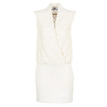 Vêtements Femme Robes courtes Le Temps des Cerises SHERY Blanc