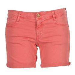 Vêtements Femme Shorts / Bermudas Le Temps des Cerises JANKA Corail