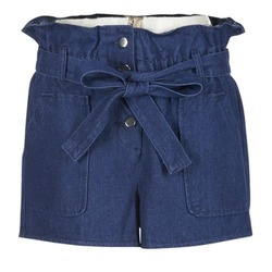 Vêtements Femme Shorts / Bermudas Molly Bracken PORLA Bleu