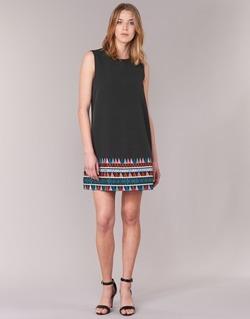 Vêtements Femme Robes courtes Molly Bracken MESPT Noir
