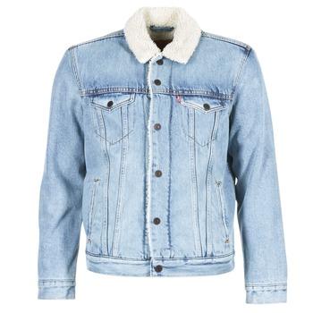 Vêtements Homme Vestes en jean Levi's TYPE 3 SHERPA TRUCKER Cusack Trucker