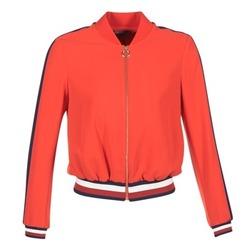 Vêtements Femme Blousons Tommy Hilfiger JILLIAN Rouge