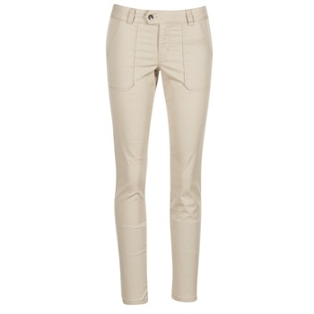 Vêtements Femme Chinos / Carrots LPB Shoes CHANTU Beige