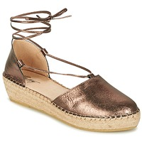 Chaussures Femme Sandales et Nu-pieds Betty London GIORDA Bronze