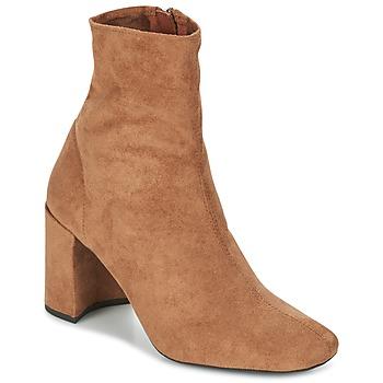 Chaussures Femme Bottines Jeffrey Campbell CIENEGA Camel