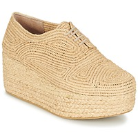 Chaussures Femme Derbies Robert Clergerie PINTOM Beige