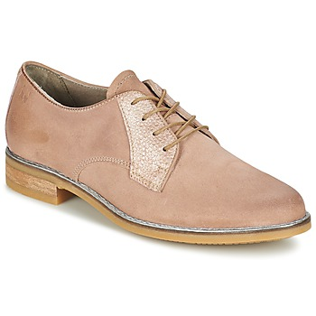 Chaussures Femme Derbies Dream in Green GOVIATTE Rose