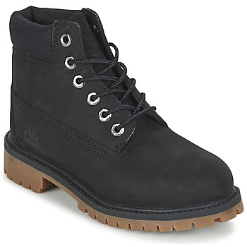 Chaussures Enfant Boots Timberland 6 IN PREMIUM WP BOOT Noir