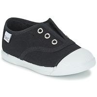 Chaussures Enfant Baskets basses Citrouille et Compagnie RIVIALELLE Noir