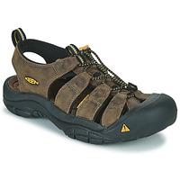 Chaussures Homme Sandales sport Keen NEWPORT Marron
