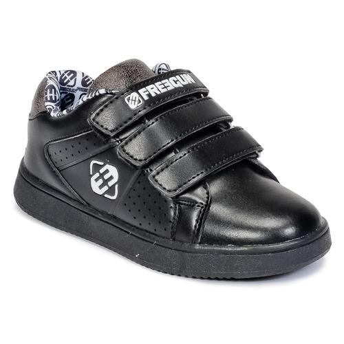 freegun fg ulsport noir blanc chaussure pas cher avec. Black Bedroom Furniture Sets. Home Design Ideas