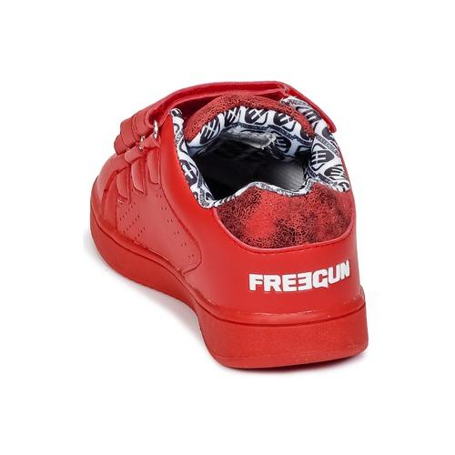Freegun Fg Ulsport Rouge / Blanc