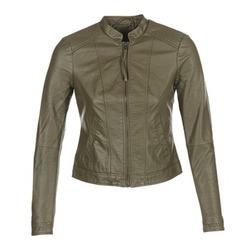 Vêtements Femme Vestes en cuir / synthétiques Vero Moda QUEEN Kaki