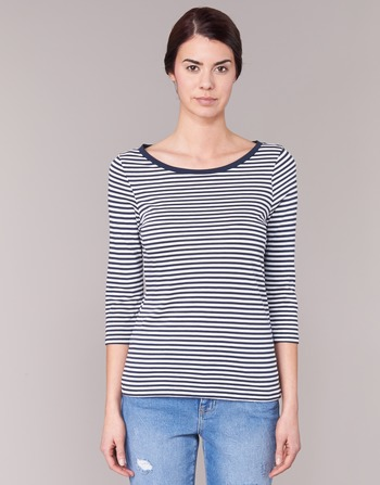 Vero Moda MARLEY Marine / Blanc