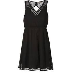 Vêtements Femme Robes courtes Vero Moda BIANCA Noir