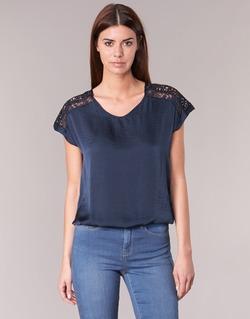 Vêtements Femme Tops / Blouses Vero Moda SATINI Marine