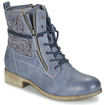 Chaussures Air max tnFemme Boots Tom Tailor RELOUNI Bleu