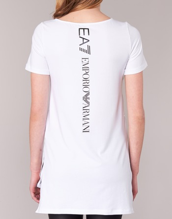 Emporio Armani EA7 TRAIN MASTER Blanc / Noir