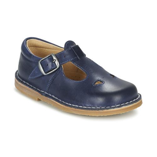 Chaussures Enfant Ballerines / babies Citrouille et Compagnie GLARCO Bleu